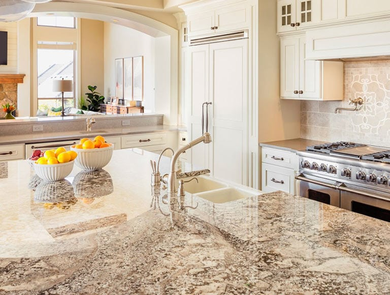 kitchen countertops installation company