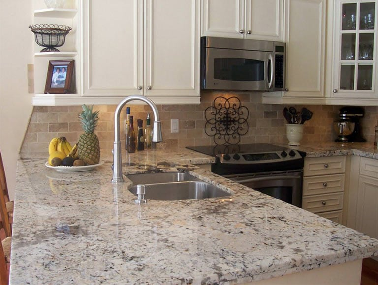 kitchen countertops bartlett