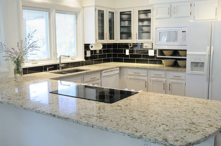 modern kitchen countertops Streamwood