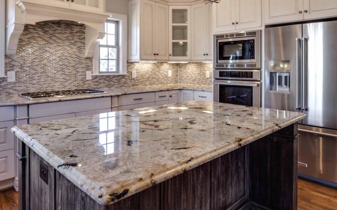 granite kitchen countertops Glen Ellyn
