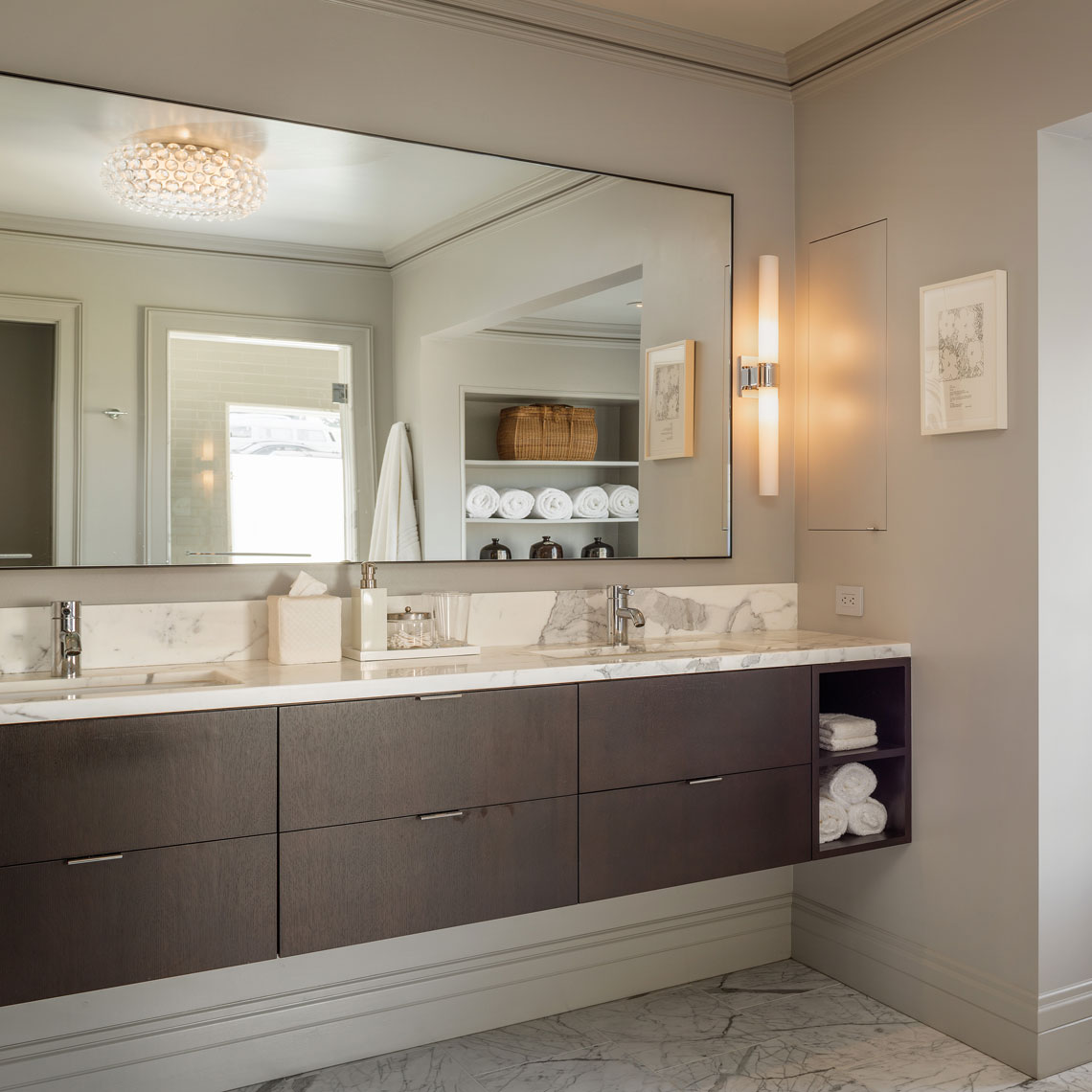 Springtime Renovations for Your Bathroom and Kitchen Countertops in Chicago